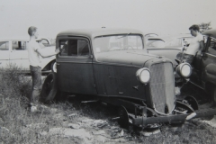 1933 Chev Brad and Ron