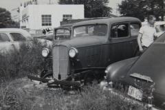 1933 Chev Garage