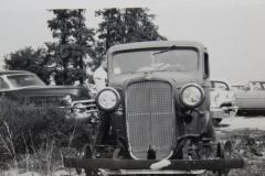 1933 Chev Grill