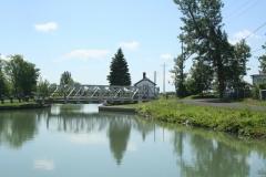 Swing Bridge on