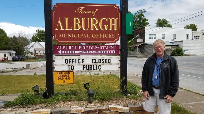 Alburgh Town Office