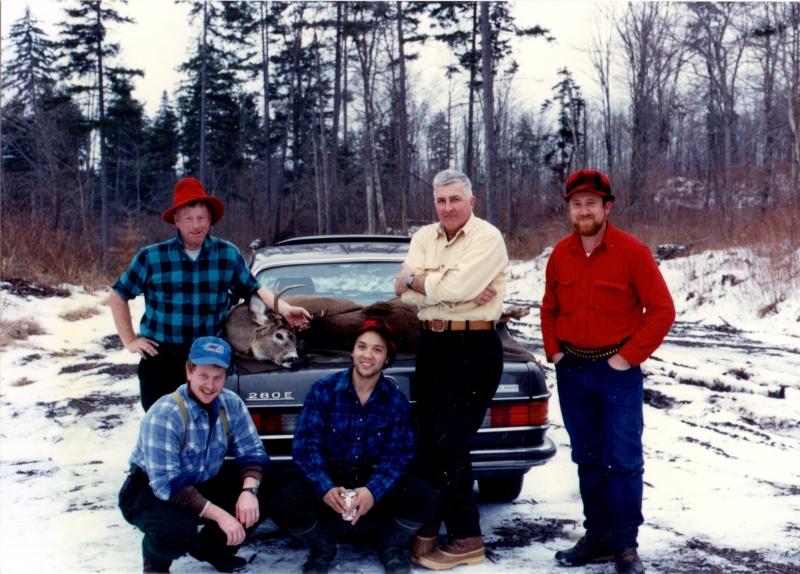 Mud Pond 1988