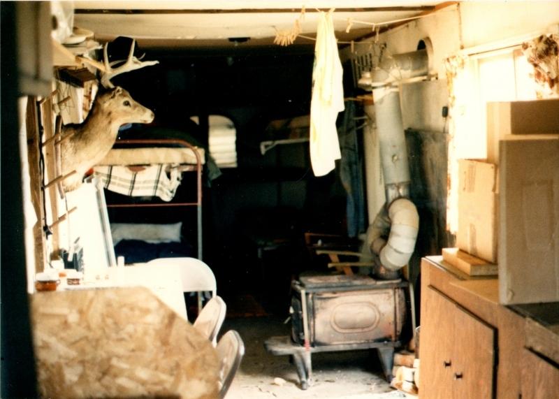 Inside Camp I1988